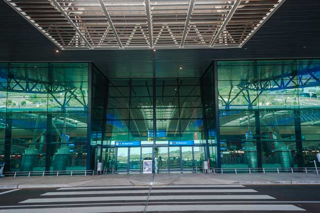 Durban Airport is the main airport serving the city of Durban in South Africa.